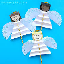 christmas angel beautiful christmas angel craft for kids i heart crafty things