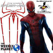 the amazing spider man the weekly planet commentary track the
