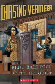discussion guide for the novels of blue balliett scholastic