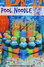 Pool Noodle Decorations Best 25 Kid Pool Parties Ideas On Pinterest Diy Pool Party