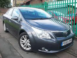 toyota main dealer used toyota avensis saloon 1 8 v matic tr 4dr in huddersfield
