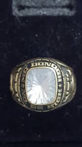 ohio state class ring tracks the curious of neil smith s high school class