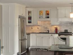 painted shaker style kitchen cabinets kitchen crafters