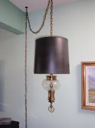 Chandelier Swag Lamp Are Swag Hanging Lamps In Style