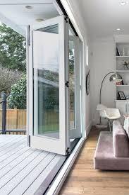 Wooden Bifold Patio Doors Best 25 Folding Patio Doors Ideas On Pinterest Bifold Doors