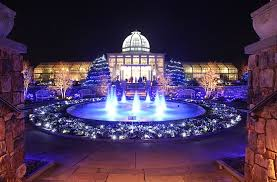Gardenfest Of Lights Holiday Events And Festivals