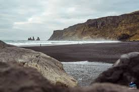 where is the black sand beach iceland south coast tour day trips arctic adventures