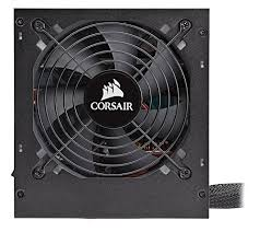 computer power supply fan corsair cxm 550w 80 bronze certified semi modular atx power
