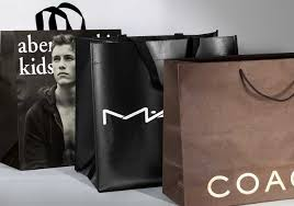 shopping bags and custom luxury retail packaging wholesale e commerce