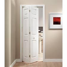 Wickes Bi Fold Doors Exterior Wickes Woburn White Grained Moulded 6 Panel Bi Fold Door
