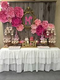 baby girl shower ideas it s a girl baby shower party ideas baby shower shower