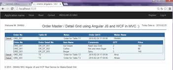 grid layout angularjs mvc angularjs and wcf rest service for master detail grid