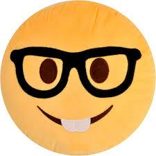 Nerdy Home Decor by Cute Bedroom Decor Kmart Com Emoji Pillow Nerd Idolza