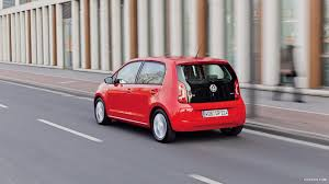 volkswagen up 4 door red rear hd wallpaper 89