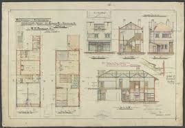 architectural plans architectural drawings researching buildings and houses