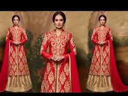 indowestern wear fashionable gown dresses for women to look smart
