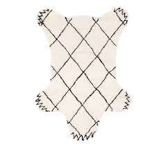 Pottery Barn Rugs Kids Delaney Bear Rug Pottery Barn Kids