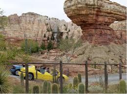 disney opens cars land to its annual passholders