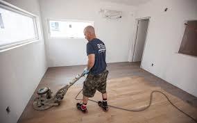 How To Finish Hardwood Floors Yourself - hardwood floor cleaning and renewal fisher flooring