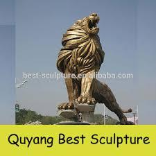 roaring lion statue large size bronze roaring lion statue sculpture for sale buy