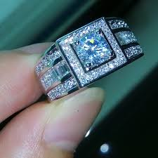 diamond ring for men design design sz 7 13 luxurious jewellery men 5a zircon