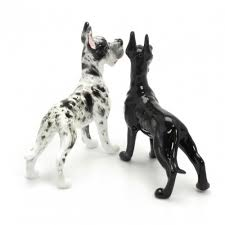 great dane figurine ornament statue pet lover gift collectible