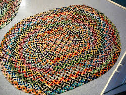 Braided Rugs Instructions Handmade Braided Rugs Rag Rug Photos 81 Rugs Design