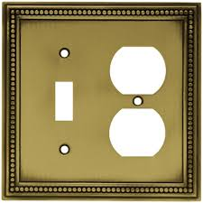 Decorative Wall Plate Covers Brass Outlet Wall Plates Wall Plates The Home Depot