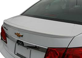 amazon com chevrolet cruze spoiler painted in the factory paint