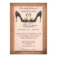 65th birthday invitations 65th birthday invitations and your