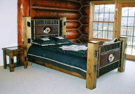 rustic bed frames queen best wood bed frames rustic bed frames