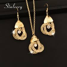 trendy gold earrings compare prices on gold mesh earrings online shopping buy low