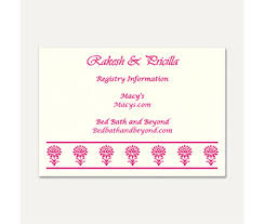 gift registry cards gift registry cards for weddings engagements functions online