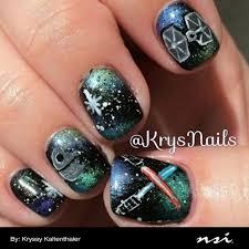 luke u2026 i love your nails star wars inspired art nsi blog
