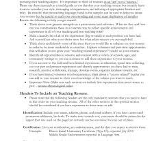 Resume Sle Objectives Sop Proposal - early childhood resume teacher resume objective sop proposal 95