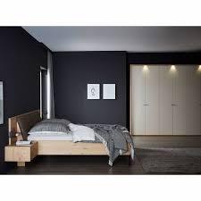 schlafzimmer schöner wohnen bett mit nachtkonsole justus schöner wohnen kollektion