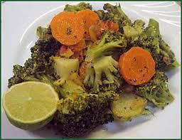 cuisiner brocolis a la poele recette d idée de poélée de légumes poélée de brocolis et carottes