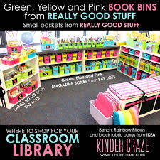 classroom library organization simplified