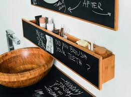 creative bathroom ideas creative bathroom furniture featuring reminder notes by alberto