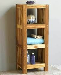 Bathroom Tower Shelves Bathroom Tower Shelves Teak Bath Tower X X Shelf Spacing Bathroom