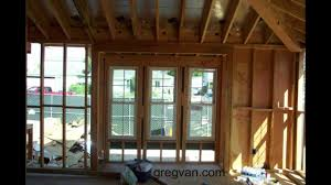 Tv In Front Of Window by Different Ways To Frame A Window Home Construction And Framing