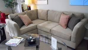 Organic Sectional Sofa Canby Modular Sectional Sofa Russcarnahan