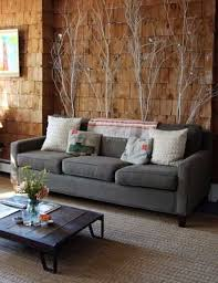 Indoor Decorative Trees For The Home 33 Interior Decorating Ideas Bringing Natural Materials And