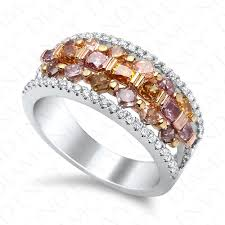 color diamonds rings images Natural colored diamond rings wedding promise diamond jpg