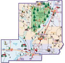 map of allen queries allen parish