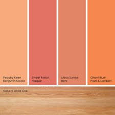 i want my bedroom this color so badly orange never known it