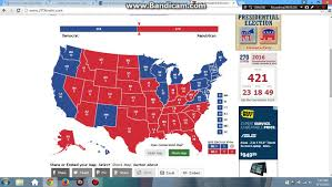 2004 Presidential Election Map by 2016 Presidential Election Prediction Update Youtube