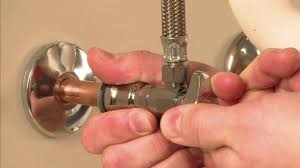 stop valves for bathroom sink how to install a brasscraft push connect valve youtube