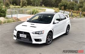 mitsubishi jeep 2016 2016 mitsubishi lancer evolution vs subaru wrx sti comparison