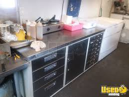 used kitchen cabinets nc ready for business 2016 8 x 24 used kitchen food concession trailer for sale in carolina